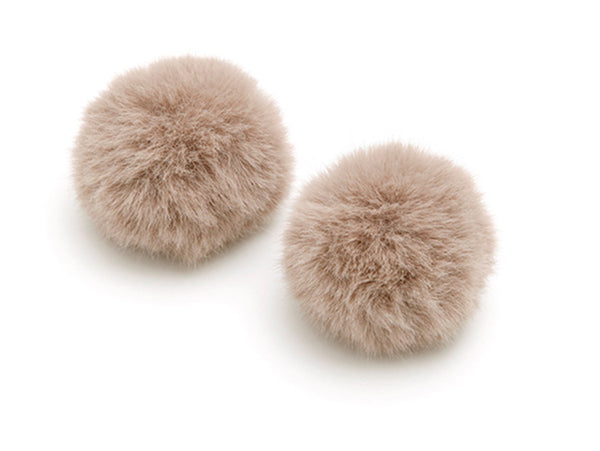 Baubles + Soles Baubles in Pom Pom Nude