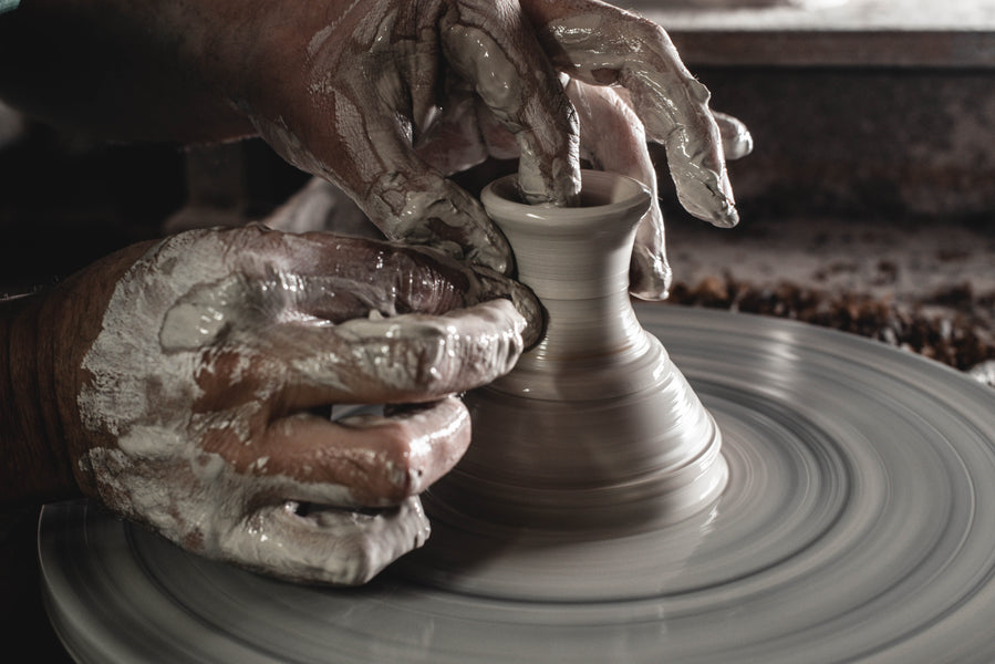 The secrets of Olla clay