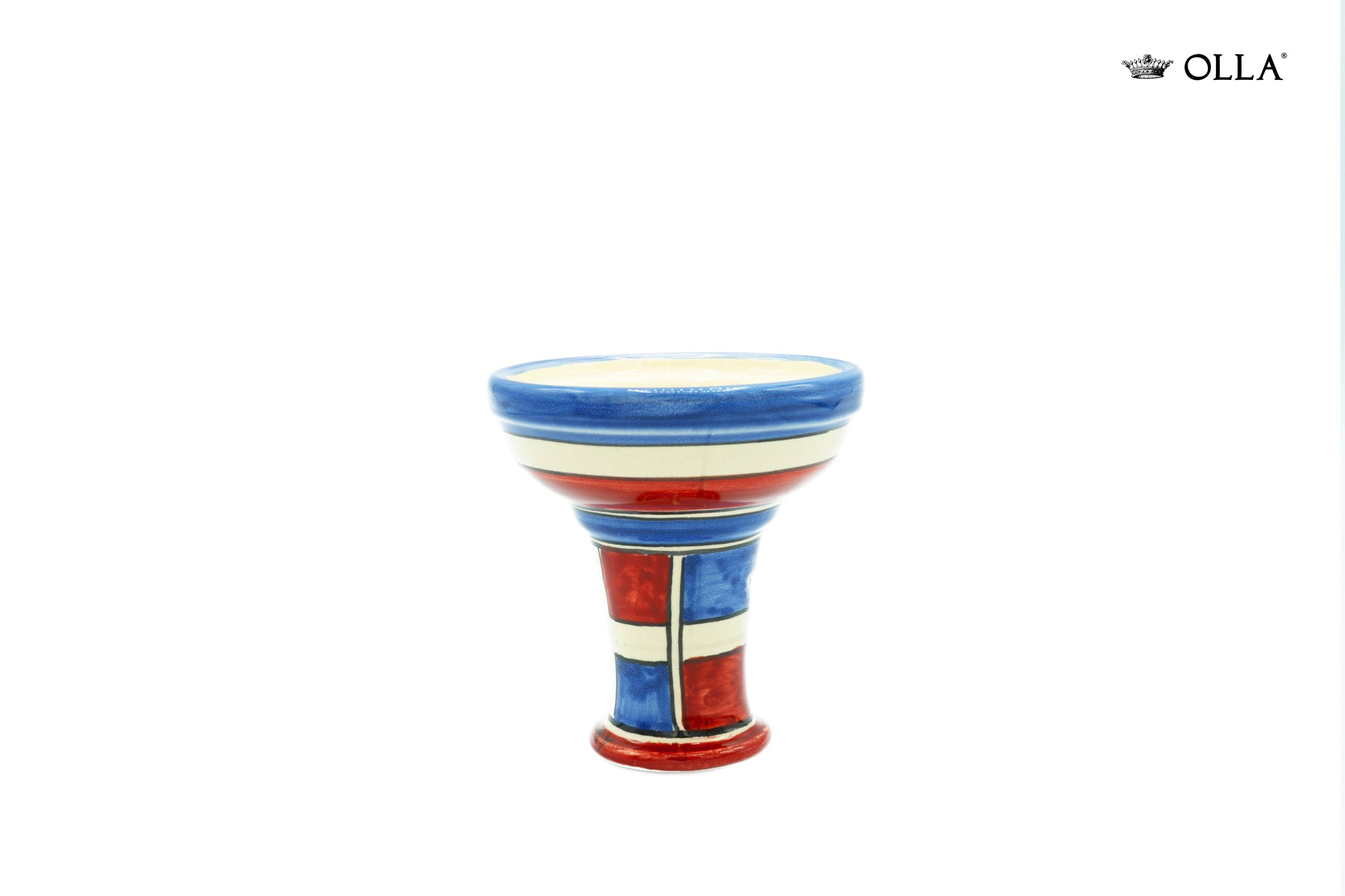 DOMINICAN REPUBLIC FLAG + HMD (pre-order  only) - Olla Bowls