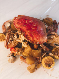 Global Live Seafood's DIY Seafood Boil Recipe