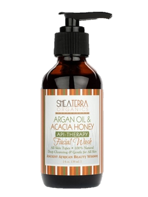 Argan Oil & Acacia Honey Facial Wash-Spa361 at The Dermatology and Skin Cancer Institute