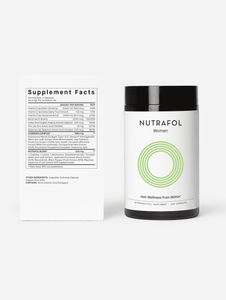 Nutrafol Women-Spa361 at The Dermatology and Skin Cancer Institute