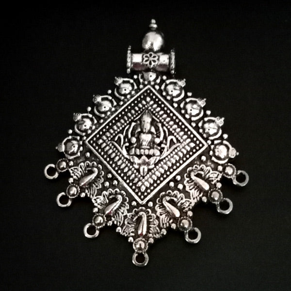 76X52mm Temple (Lakshmi) Pendants at unbeatable price sold by per piece pack (60% off)