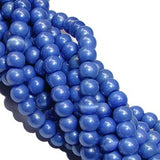 Beads, Czeck Glass, Size 6mm, Sold By Per Strands 16 Inch