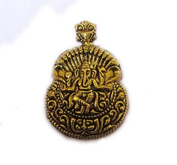 45x39 mm mm, Temple Pendants, Sold By Per Piece