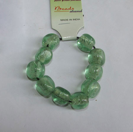 13X13mm, Large Hole and Large Size Trade Glass Beads, Make Jewellery something different