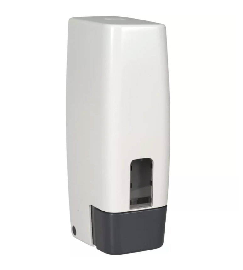 Dispenser | White Classic | 1000 ml | Hvid - haandsprit-dispenser.dk