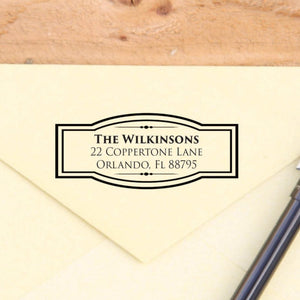 Statement Return Address Stamp