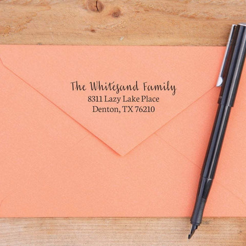 Skilled Return Address Stamp