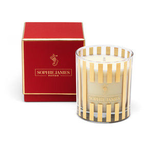 The Christmas Stocking - Home Candle