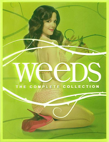 Weeds - The Complete Series [Ultraviolet - HD]