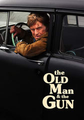 The Old Man & the Gun [VUDU - HD or iTunes - HD via MA]