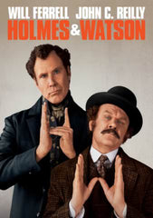 Holmes and Watson [VUDU - HD or iTunes - HD via MA]