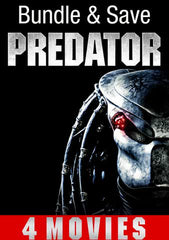 Predator 4 Movie Collection [VUDU - HD or iTunes - HD via MA]