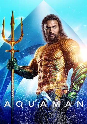 Aquaman [VUDU - HD or iTunes - HD via MA]