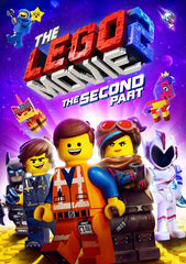 The LEGO Movie 2: The Second Part [VUDU - HD or iTunes - HD via MA]