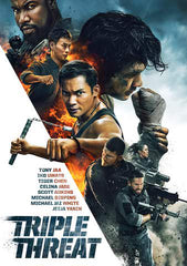 Triple Threat [VUDU Instawatch - HD]