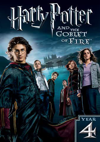 Harry Potter and the Goblet of Fire [Ultraviolet - HD]