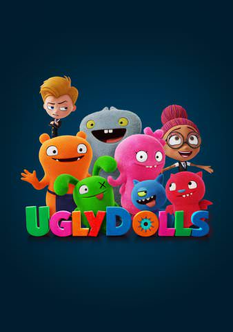 Ugly Dolls [iTunes - HD]