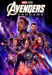 Avengers: Endgame [VUDU, iTunes - HD via Google Play]