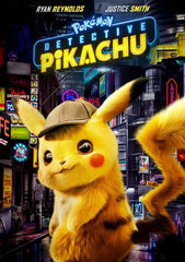 Pokemon: Detective Pikachu [VUDU - HD or iTunes - HD via MA]