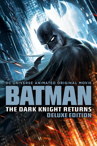 Batman: The Dark Knight Returns - Deluxe Edition [Ultraviolet - HD]