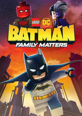 LEGO DC Batman: Family Matters [VUDU Instawatch - HD, iTunes via MA]