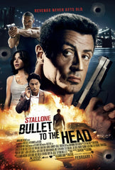 Bullet to the Head [VUDU - HD or iTunes - HD via MA]