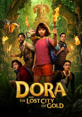Dora and the Lost City of Gold [iTunes - 4K UHD]