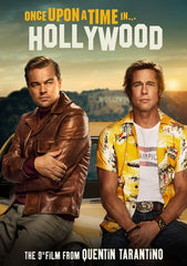 Once Upon a Time ... in Hollywood [VUDU - Instawatch HD, or iTunes - HD via MA]