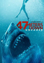 47 Meters Down: Uncaged [VUDU - HD or iTunes - 4K UHD]