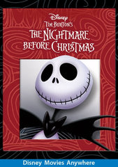 The Nightmare Before Christmas [VUDU, iTunes, or Disney - HD]