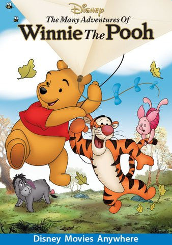 The Many Adventures of Winnie the Pooh [Disney DMA/DMR - HD]
