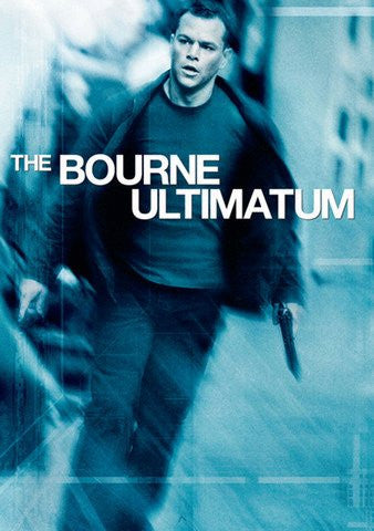 The Bourne Ultimatum [VUDU - HD or iTunes - HD via MA]