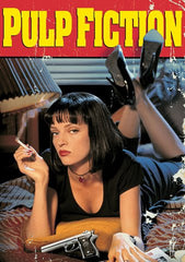 Pulp Fiction [Ultraviolet - HD]