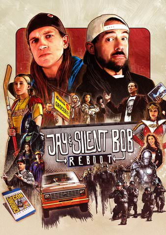 Jay and Silent Bob Reboot [VUDU Instawatch - HD]