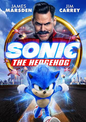 Sonic the Hedgehog [VUDU - HD or iTunes - HD]