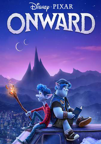 Onward [VUDU, iTunes, Movies Anywhere - HD]