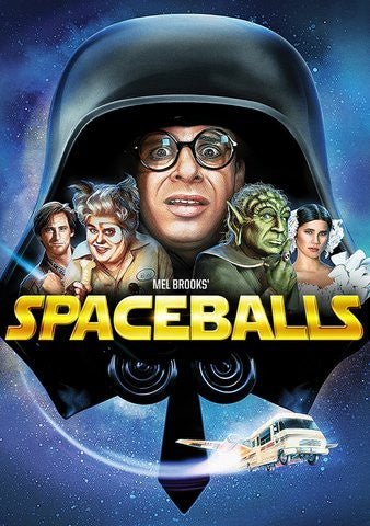 Spaceballs [Ultraviolet - HD]