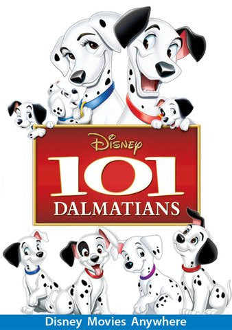 101 Dalmatians [VUDU, iTunes, Movies Anywhere - HD]