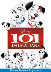 101 Dalmatians [VUDU, iTunes, OR Disney DMA/DMR - HD]