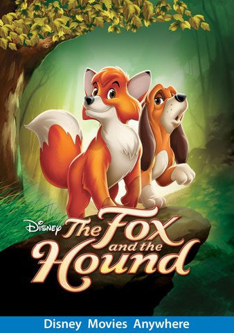 The Fox and the Hound [VUDU, iTunes, Movies Anywhere - HD]