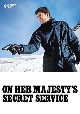 On Her Majesty's Secret Service [Ultraviolet - HD]