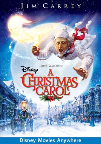 A Christmas Carol [Disney DMA/DMR - HD]