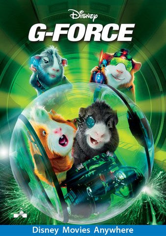 G-Force [VUDU, iTunes, OR Disney - HD]