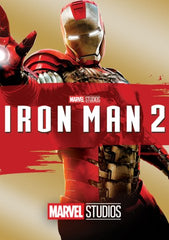 Iron Man 2 [VUDU, iTunes, Movies Anywhere - HD]
