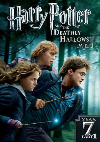 Harry Potter and the Deathly Hallows: Part 1 [VUDU - HD or iTunes - HD via MA]