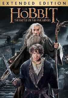 The Hobbit: The Battle of the Five Armies (Extended Edition) [Ultraviolet - SD]