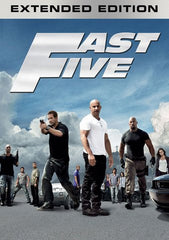 Fast Five (Extended Edition) [Ultraviolet - HD]