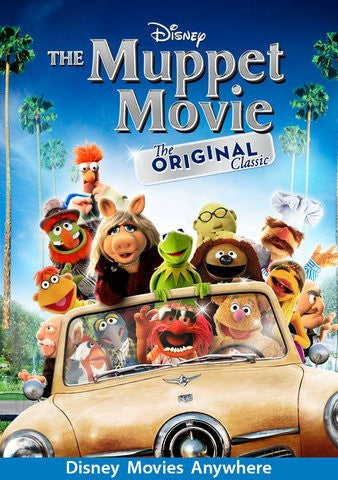 The Muppet Movie [VUDU - HD]